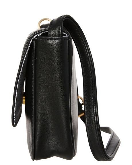 BLACK WOMENS ACCESSORIES RUSTY BAGS + BACKPACKS - BFL0966BLK