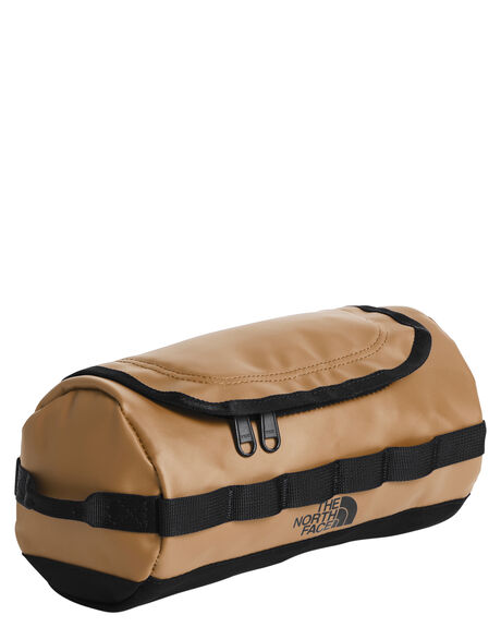 UTILITY BROWN MENS ACCESSORIES THE NORTH FACE BAGS + BACKPACKS - NF00ASTPYW2