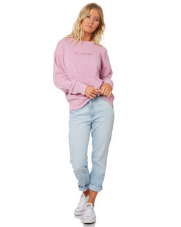 LILAC WOMENS CLOTHING BILLABONG JUMPERS - 6585763013