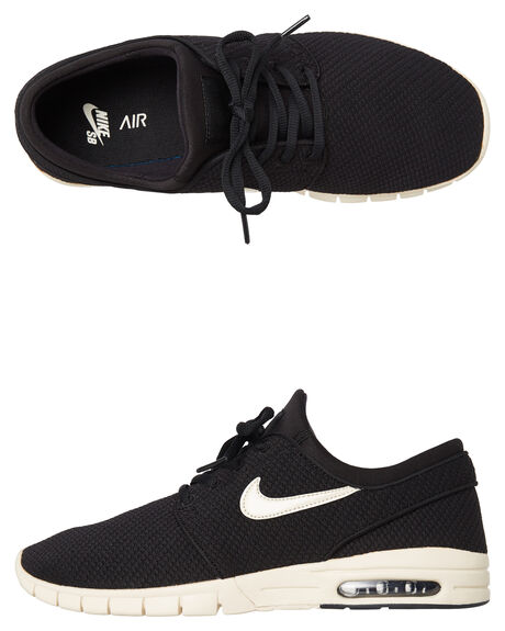 BLACK CREAM MENS FOOTWEAR NIKE SKATE SHOES - SS631303-032M