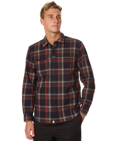 NAVY OUTLET MENS OURCASTE SHIRTS - W1035NVY