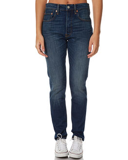 SUPERCHARGER WOMENS CLOTHING LEVI'S JEANS - 29502-0007SUP