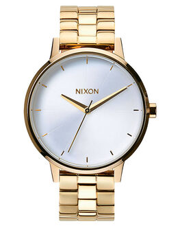 GOLD WHITE WOMENS ACCESSORIES NIXON WATCHES - A099508