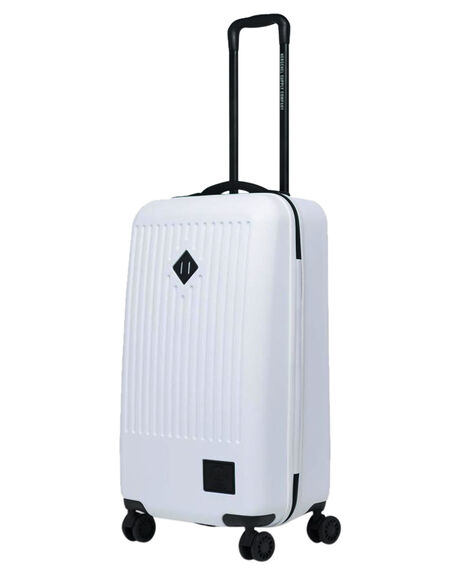 WHITE MENS ACCESSORIES HERSCHEL SUPPLY CO BAGS + BACKPACKS - 10676-01588-OSWHI