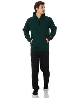BOTTLE GREEN GOLD MENS CLOTHING CARHARTT JUMPERS - I0263843C