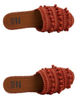 HENNA WOMENS FOOTWEAR BILLABONG FLATS - BB-6692807-HEN