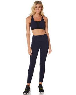 BLACK FRENCH NAVY WOMENS CLOTHING LORNA JANE ACTIVEWEAR - 021905BKNVY