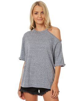 SLATE MARLE WOMENS CLOTHING THE FIFTH LABEL TEES - TX170701TSLT