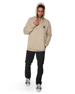 DUST YELLOW MENS CLOTHING RVCA JUMPERS - RV-R107155-DYL