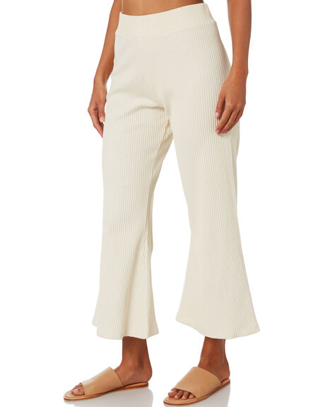 CREAM WOMENS CLOTHING ZULU AND ZEPHYR PANTS - ZZ3229CRM