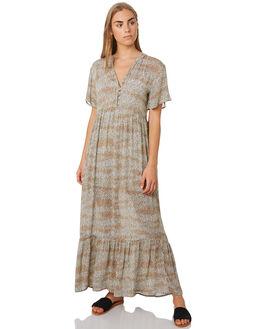 CHEETAH WOMENS CLOTHING THE HIDDEN WAY DRESSES - H8202449CHETH