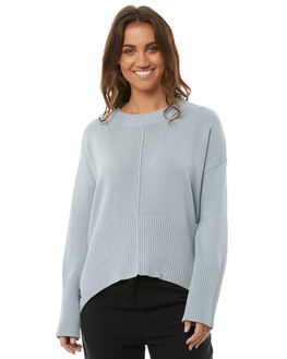 DUCK EGG WOMENS CLOTHING RPM KNITS + CARDIGANS - 8AWT14ADUCK