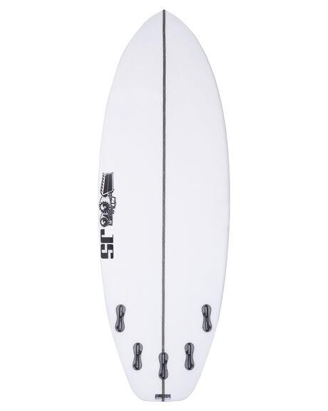 CLEAR BOARDSPORTS SURF JS INDUSTRIES SURFBOARDS - JPFLPCLR
