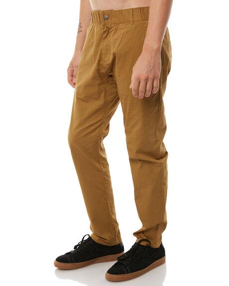 DARK KHAKI MENS CLOTHING ELEMENT PANTS - 186264DKHA