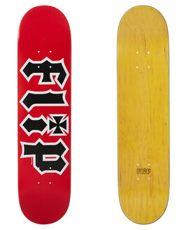 RED BOARDSPORTS SKATE FLIP DECKS - 10053345RED
