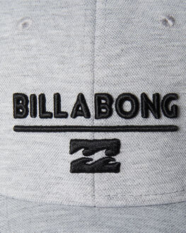 LIGHT GREY HEATHER MENS ACCESSORIES BILLABONG HEADWEAR - 9681338BLGH