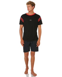 BLACK BOARDSPORTS SURF ADELIO MENS - CCFSTBLK
