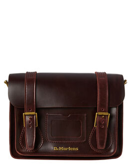 CHARRO MENS ACCESSORIES DR. MARTENS BAGS + BACKPACKS - AB097230BRN