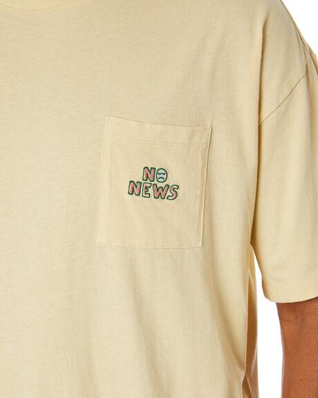 PIGMENT SUN MENS CLOTHING NO NEWS TEES - N5212002SUN