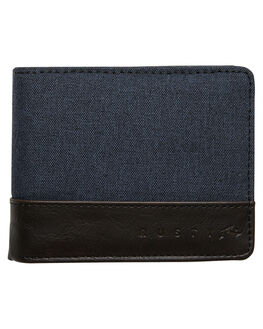 BLUE MARLE MENS ACCESSORIES RUSTY WALLETS - WAM0523BMA