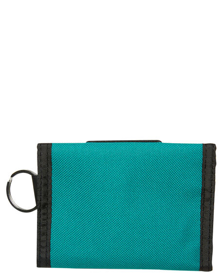 GREEN MENS ACCESSORIES OBEY WALLETS - 100010122GRN