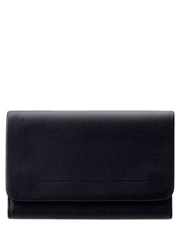 BLACK WOMENS ACCESSORIES STATUS ANXIETY PURSES + WALLETS - SA1471BLK
