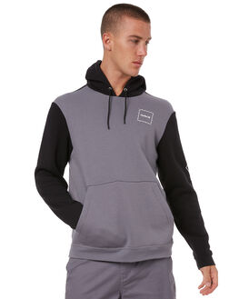 COOL GREY MENS CLOTHING HURLEY JUMPERS - AA9064065