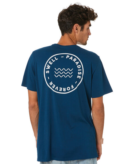 CLUB NAVY MENS CLOTHING SWELL TEES - S5202004CLUNY