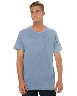 BLUE ACID MENS CLOTHING THE PEOPLE VS TEES - MOTHTEE-AB