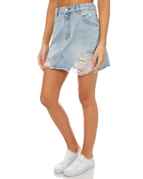 YE OLD BLUES WOMENS CLOTHING ROLLAS SKIRTS - 12423YEO