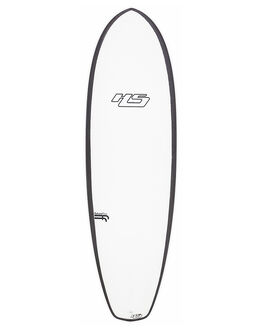 WHITE BLACK SURF SURFBOARDS HAYDENSHAPES MID LENGTH - HSPLUNDERFFSWHTBK