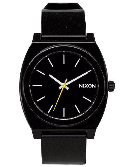 BLACK MENS ACCESSORIES NIXON WATCHES - A119000BLK