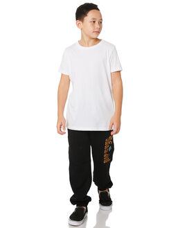 BLACK KIDS BOYS RIP CURL PANTS - KPAZZ30090