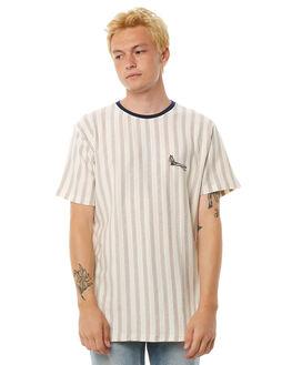 EGGWHITE MENS CLOTHING VOLCOM TEES - A4311851EGW