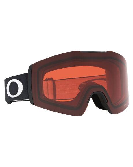 BLACK PRIZM ROSE BOARDSPORTS SNOW OAKLEY GOGGLES - OO7103-09MBLK