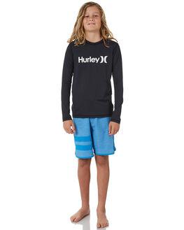 BLACK BOARDSPORTS SURF HURLEY BOYS - AO2231010