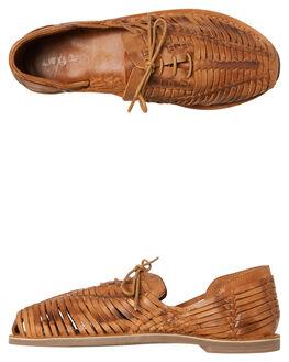 TAN MENS FOOTWEAR URGE FASHION SHOES - URG16088TAN
