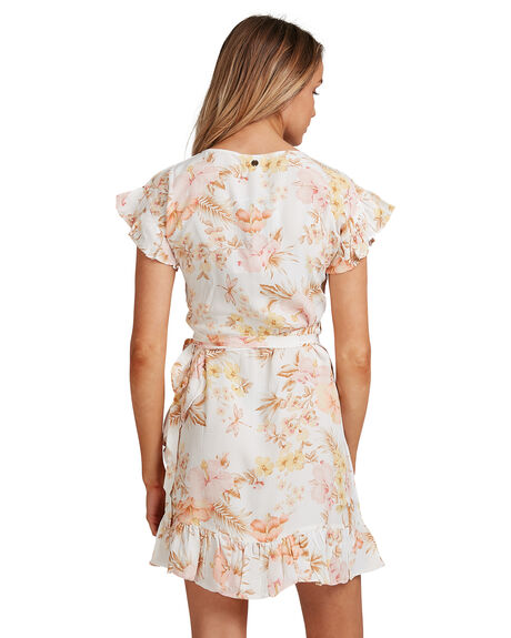 OFF WHITE WOMENS CLOTHING BILLABONG DRESSES - BB-6517463-O05