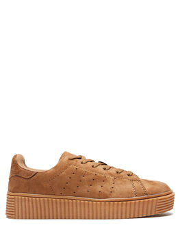 CAMEL WOMENS FOOTWEAR THERAPY SNEAKERS - 8840CAMEL