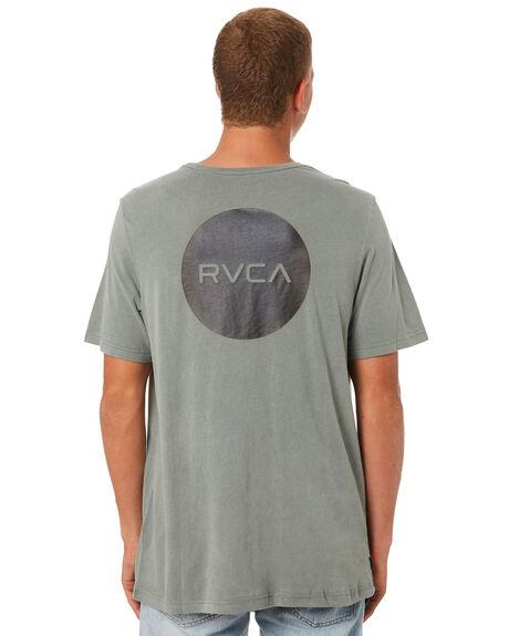 SAGE MENS CLOTHING RVCA TEES - R182061SAGE