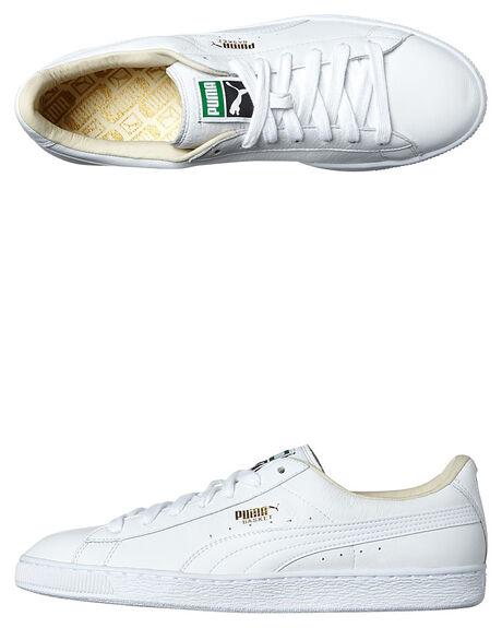 c5993bb4867f Puma Basket Classic Lfs Shoe - White White