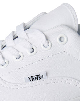 TRUE WHITE MENS FOOTWEAR VANS SKATE SHOES - SSVN-0EWZW00TWHTM