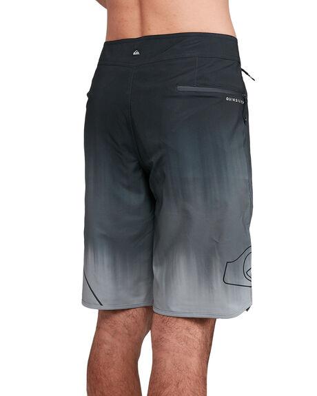 BLACK MENS CLOTHING QUIKSILVER BOARDSHORTS - EQYBS04266-KVJ6