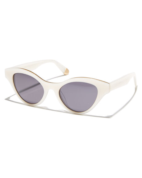 PEARL GREY WOMENS ACCESSORIES SABRE SUNGLASSES - SS6-506P-GPEARL