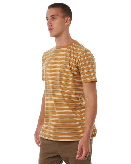 MOCHA MENS CLOTHING SWELL TEES - S5183016MOCHA
