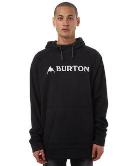 TRUE BLACK MENS CLOTHING BURTON JUMPERS - 108911001SP18