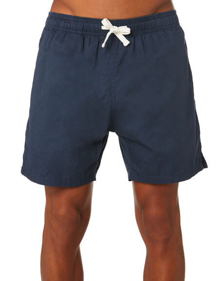 DUKE BLUE MENS CLOTHING ZANEROBE SHORTS - 600-FTDUKBL