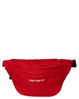 CARDINAL WHITE MENS ACCESSORIES CARHARTT BAGS + BACKPACKS - I0257429N