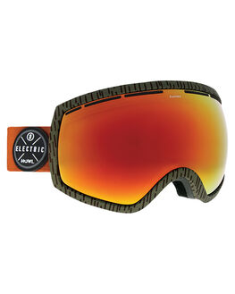 HOWL RED BOARDSPORTS SNOW ELECTRIC GOGGLES - EG0518401HOWL
