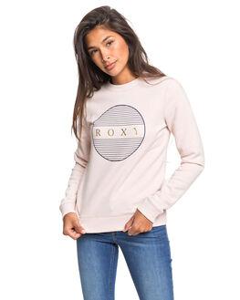 PEACH BLUSH WOMENS CLOTHING ROXY JUMPERS - ERJFT04176-MDT0